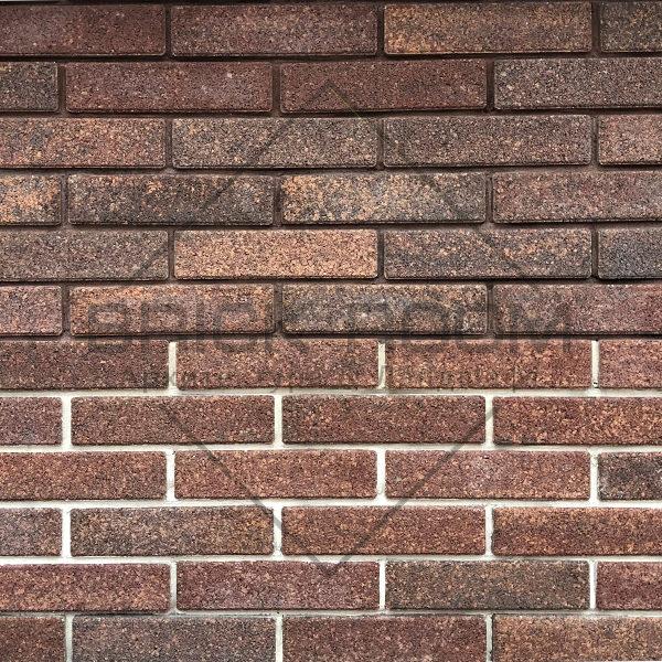 """Облицовочный кирпич Brick Premium коллекция """"Клинкер"""" гранит"""