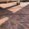 Тротуарная плитка 100*200*45 коллекция «Клинкер» гранит