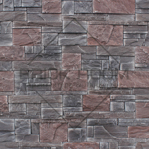 Декоративный камень Памир 332-80