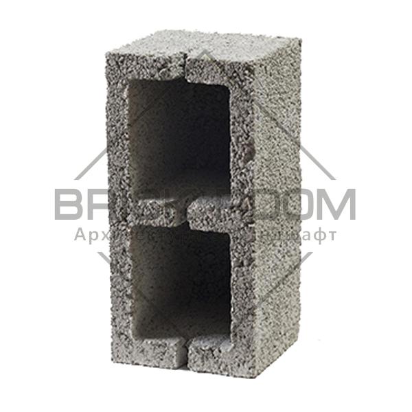 Купить керамзитобетонные 2-х пустотные блоки в Краснодаре