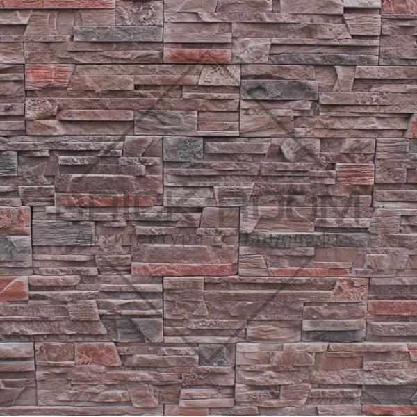 Декоративный камень Каскада 350-40
