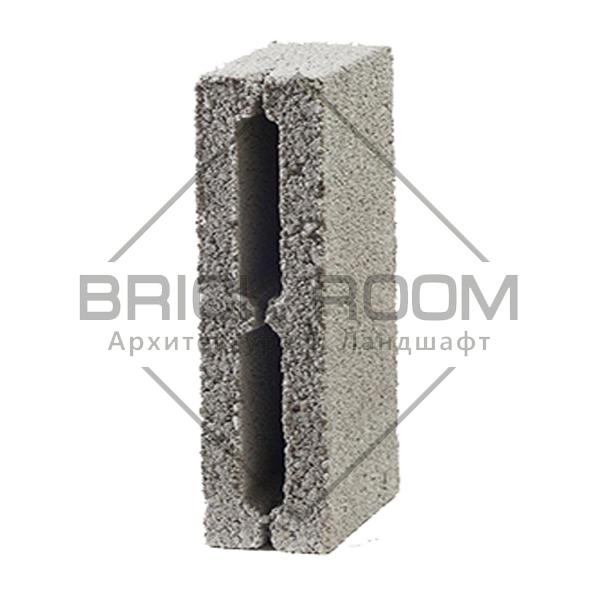 Купить керамзитобетонные 2-х пустотные перегородочные блоки 390Х190Х120  в Краснодаре