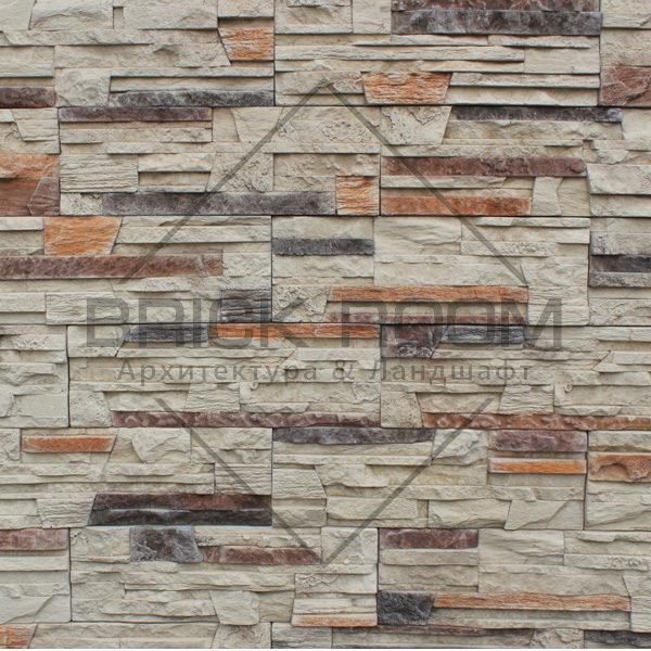 Декоративный камень Каскада 350-70