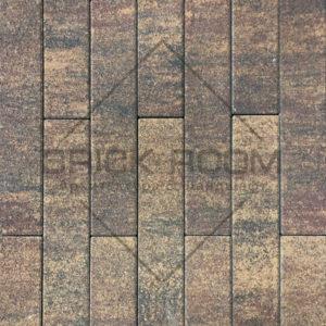 Тротуарная плитка Паркет «Клинкер» 600*120 мм