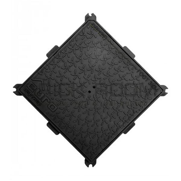 Купить чугунный квадратный люк в Краснодаре
