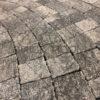 Тротуарная плитка Старая прага «Базальт» гранит