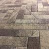 Тротуарная плитка Паркет «Алькантара» 600*120 мм
