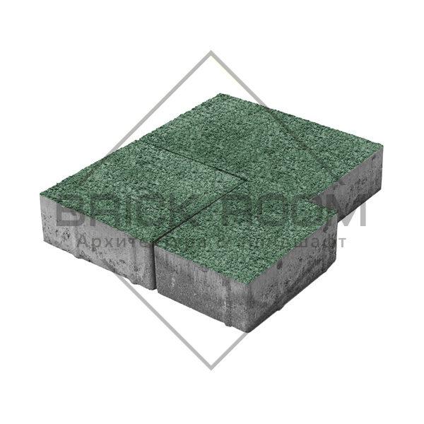 """""""Рим"""" зелёная гранит 40 мм"""