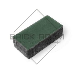 """""""Брусчатка"""" зелёная 40 мм"""