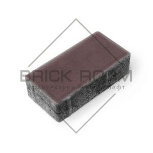 """""""Брусчатка"""" красно-коричневая 40 мм"""