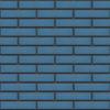 Клинкерный кирпич Palautec Индиго синий - Indigo Blue