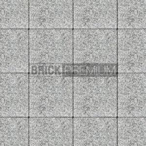 "Тротуарная плитка ""Платцстоун"" 300*300 мм. мрамор, цвет Белый Мирра"